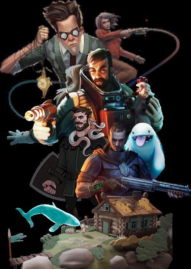 w21 cover game art logo